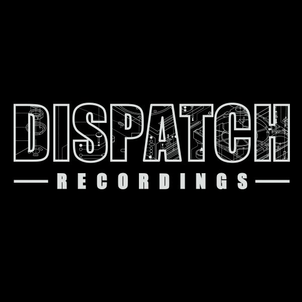 Dispatch Recordings T-shirt