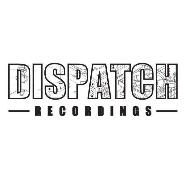 Dispatch Recordings T-shirt