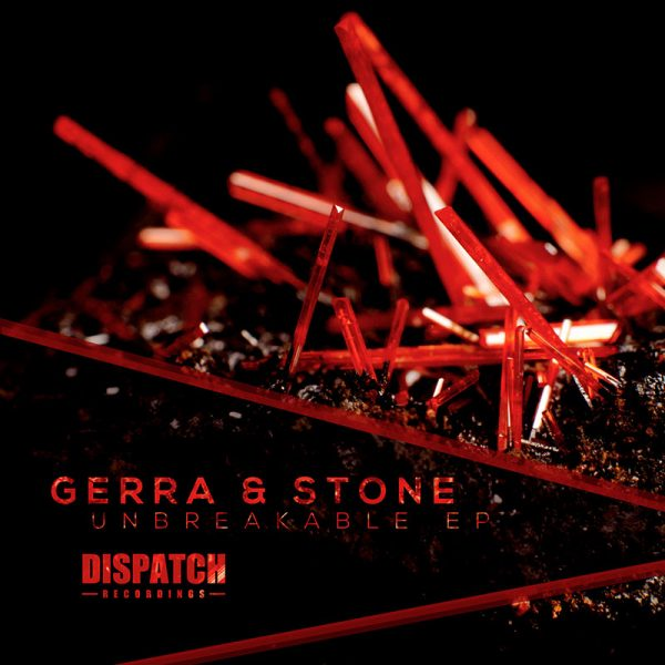 dis092 - Gerra & Stone - Unbreakable