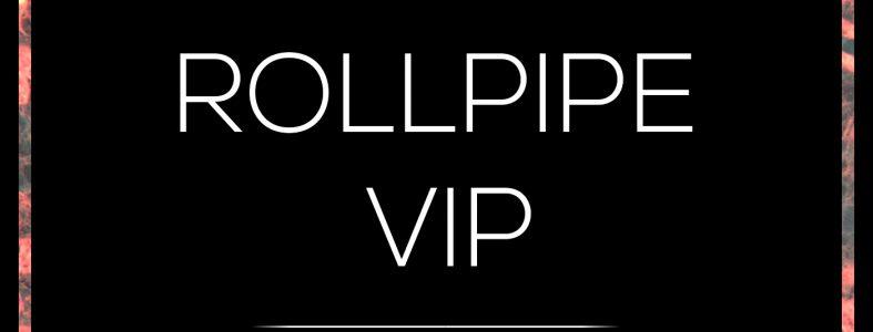 Rollpipe rework
