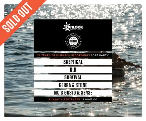 Dispatch Recordings Boat Main