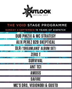 The void Stage