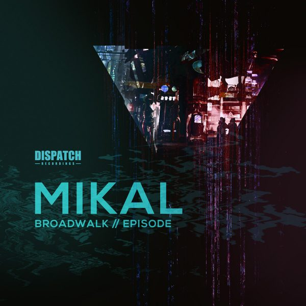 DIS107 Mikal Broadwalk/Episode