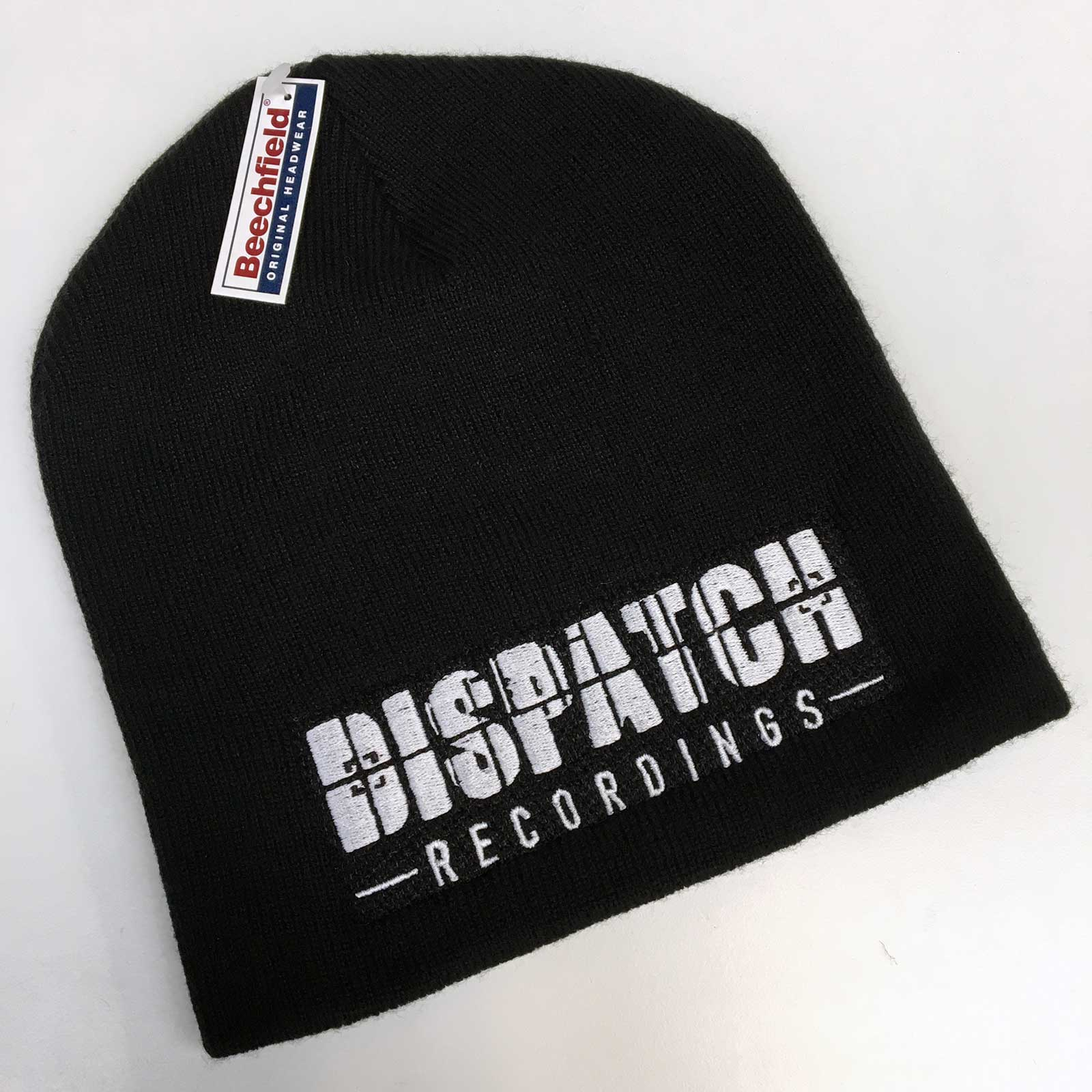 938a8ee4b9c Dispatch Recordings Beanie - Dispatch Recordings