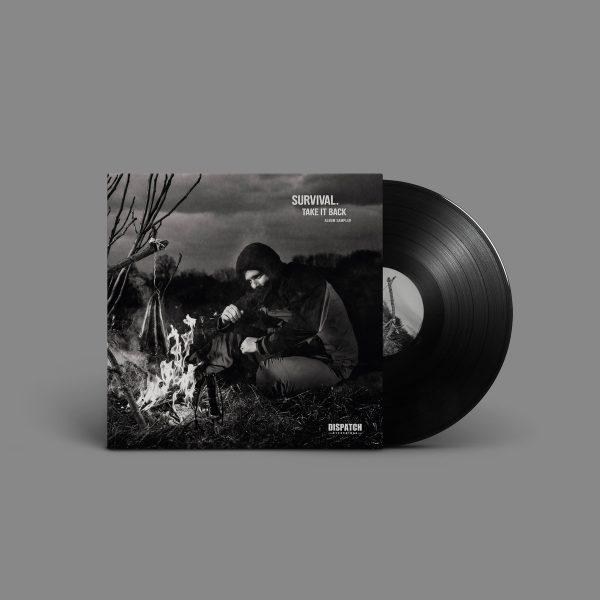 DISSULP001S - Survival - Take It Back (Album Sampler)