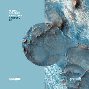 Pre-Order: DISLTD037 - Handsel EP - M-zine, Scepticz & Bredren