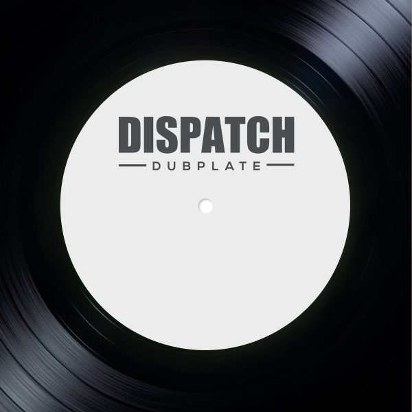 disdub009 dispatch dubplate 009 DLR Script SCAR
