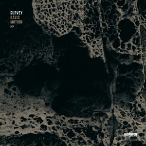 DISLTD052 - Survey - Basic Motion EP - Dispatch Recordings